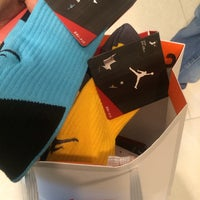 Photo taken at Nike Kicks Lounge by Welfred Suto on 12/31/2013