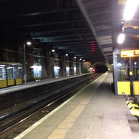 Photo taken at Green Lane Railway Station (GNL) by Martyn B. on 9/16/2016
