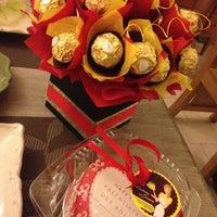 Photo taken at Simply J's Café & Restaurant by Fatima Kei C. on 2/14/2013