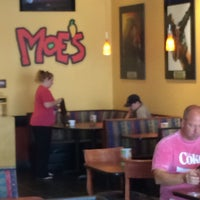 Photo taken at Moe's Southwest Grill by John P. on 4/21/2016