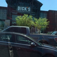 Photo taken at DICK'S Sporting Goods by John P. on 4/24/2016