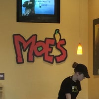 Photo taken at Moe's Southwest Grill by John P. on 6/11/2015