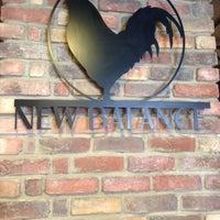 Photo taken at New Balance by 🅰SLI on 10/16/2015