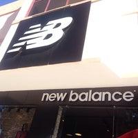 Photo taken at New Balance by 🅰SLI on 11/13/2015
