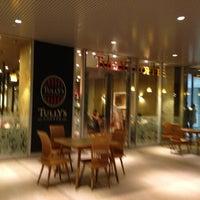 11/22/2012にHiro C.がTULLY'S COFFEE 大阪ステーションシティ店で撮った写真