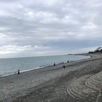 Снимок сделан в Нижнеимеретинская бухта пользователем Dmitry N. 1/4/2018