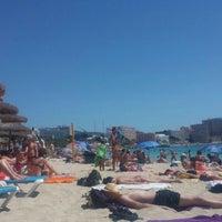 Photo taken at palma beach by Dmitry N. on 6/24/2016