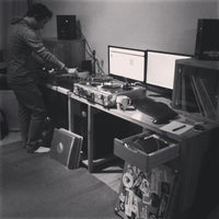 Photo taken at Loud!Society studio#2 by Tamás on 12/27/2013