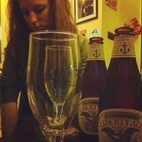 Photo taken at BeerBier by Tamás on 10/24/2012