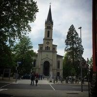 Das Foto wurde bei Lutherkirche von Jay F Kay am 5/23/2015 aufgenommen