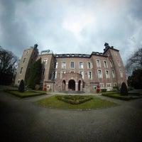 Photo taken at Schloss Neersen by Jay F Kay on 3/4/2015