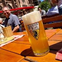 6/23/2018にJay F KayがGanter Brauereiausschankで撮った写真