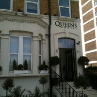 Photo taken at Queens Hotel by Andrew P. on 5/5/2013