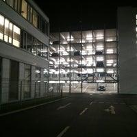 Photo taken at Thales Deutschland HQ by Pitt M. on 11/18/2014