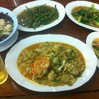 Photo taken at ร้านข้าวต้ม เพิ่มโชค by Nannaka N. on 1/14/2013