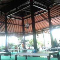 Photo taken at Umbul permai pondok makan & pemancingan by Veronica W. on 8/3/2014