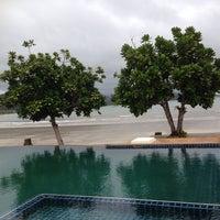 Photo taken at Kaw Kwang Beach Resort by Tamphun L. on 7/15/2014