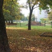 Photo taken at Park za pse by Drazen K. on 10/1/2014