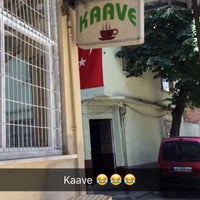 Photo taken at Kaave by  Mert G. on 5/14/2016