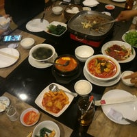 Photo taken at Silla (Korean Chinese Restaurant) by Dhery D. on 12/25/2016