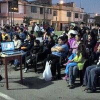Photo taken at Urb. Santa Beatriz - Callao by Werner M. on 5/27/2013