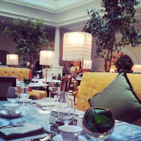 Снимок сделан в Four Seasons Hotel Lion Palace St. Petersburg пользователем Илья В. 6/28/2013