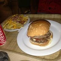 Photo taken at Queen Burger by Kostas P. on 7/14/2013