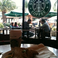 Photo taken at Starbucks by Alejandro Q. on 10/9/2012