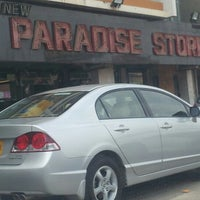 Photo taken at Paradise Store by Aasim L. on 9/15/2012