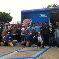 Photo taken at CrossFiber, Inc by Ben Jerry's Truck West on 4/24/2013