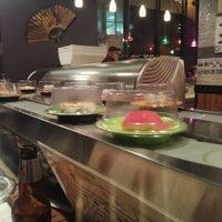 Photo taken at Sushi Sakura by Javier G. on 12/28/2016