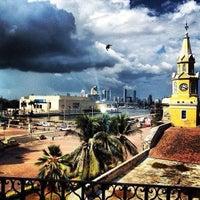 Photo taken at Centro Histórico de Cartagena / Ciudad Amurallada by Juan Carlos G. on 5/29/2013