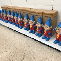 Photo taken at Asda by barrie j d. on 4/15/2017
