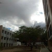 Photo taken at Universidade Federal de Campina Grande (UFCG) by Carlos V. on 1/28/2013