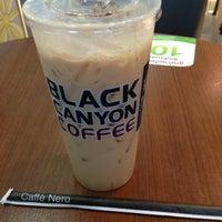 Photo taken at Caffè Nero by Tomokuni H. on 8/13/2013