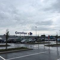 Photo taken at Parking Carrefour by Joel C. on 7/1/2016