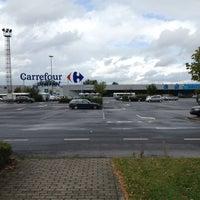 Photo taken at Parking Carrefour by Joel C. on 9/24/2012