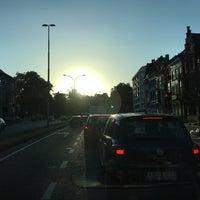 Photo taken at Kruispunt Heuvelpoort (R40 x N60) by Joel C. on 9/9/2016