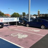 Photo taken at Parking Carrefour by Joel C. on 8/22/2016
