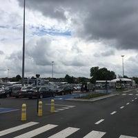 Photo taken at Parking Carrefour by Joel C. on 6/13/2016