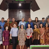 Photo taken at Gereja Toraja Jemaat Elim Rantepao by Inggrid P. on 6/17/2018