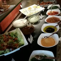 Photo taken at Jashan Celebrating Indian Cuisine by Rod v. on 10/23/2014