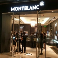 Photo taken at Montblanc Boutique by Rod v. on 4/13/2015