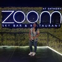 Foto tirada no(a) Zoom At Sathorn Sky Bar And Resturant por Rod v. em 1/28/2018