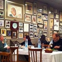 Photo taken at Refik Restaurant by Nicole B. on 2/14/2013