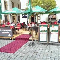Photo taken at Pizzeria Galera by Nešo P. on 8/4/2014