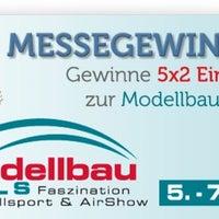 2/21/2013 tarihinde Heinrich G.ziyaretçi tarafından Gery's Modellbau Werkstatt'de çekilen fotoğraf