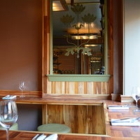 Photo taken at Huxley Restaurant by SFist on 1/13/2015
