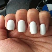 Photo taken at Lovely Nails Toronto by Michaela S. on 8/3/2014