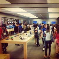 Photo taken at Apple RomaEst by Alessandro M. on 9/15/2012